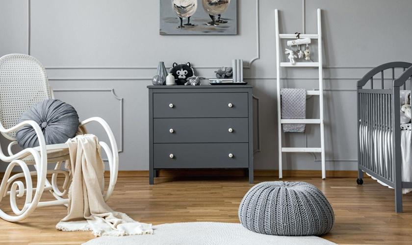 Great Greys: 8 Go-To Paints By Benjamin Moore